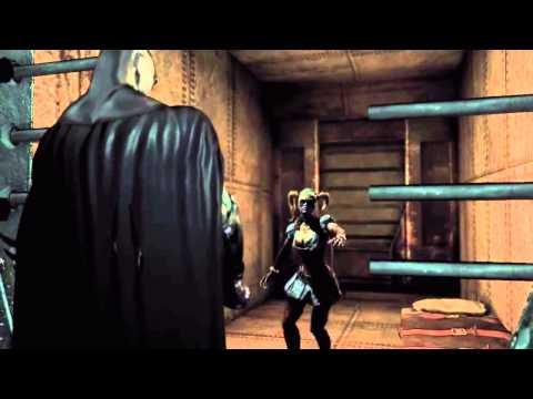 Batman: Arkham Asylum - геймплей