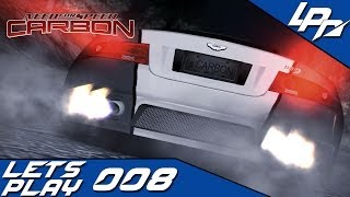 NEED FOR SPEED CARBON Part 8 - Battle gegen Wolf (HD) / Lets Play NFS Carbon