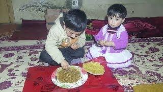 Chapshoro - Traditional Food of Nagar Valley - Gilgit Baltistan