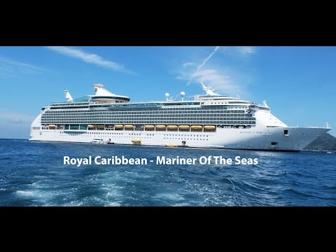 Royal Caribbean 2017 - Mariner Of The Seas 6D5N Day 1 at Singapore