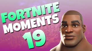 Fortnite Daily Funny and WTF Moments Ep. 19