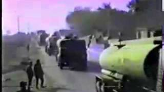 Soviet Afghanistan war (Way to Salang)