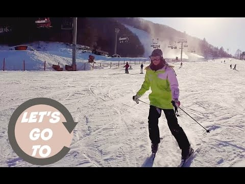 Let's go to... Yongpyong Ski Resort // South Korea