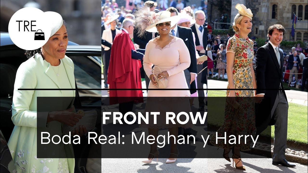 Los MEJORES y PEORES LOOKS de la boda de Meghan Markle y el Príncipe Harry