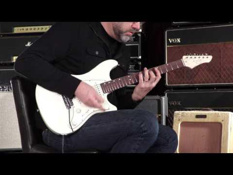 John Page Classic Ashburn  •  Wildwood Guitars