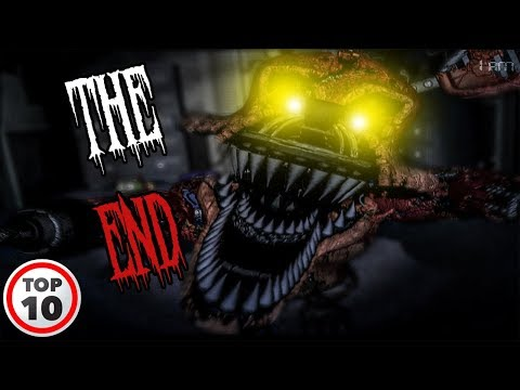 Top 10 Five Nights At Freddy's Creepypastas - Part 2