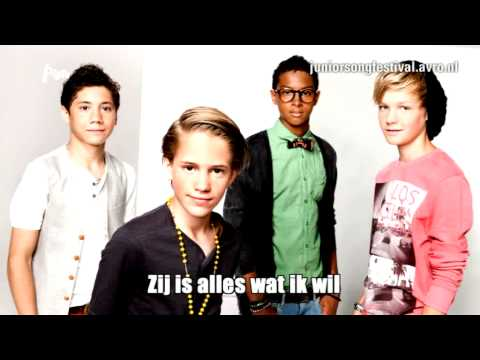 Junior Songfestival - Karaoke Stop The Time - Mainstreet (2012)