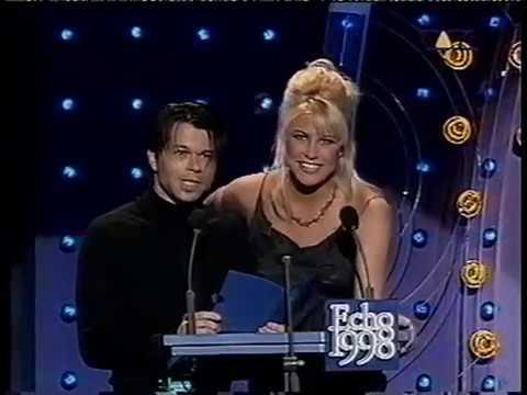 Rammstein - ECHO Awards 1998