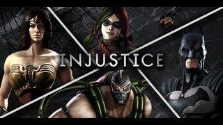 Injustice: GAU | 1st To 5 Set | Zapp vs BlazeThaKiiD_