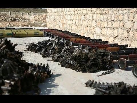 News. Turkish army took control of training camp of terrorists