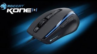 Roccat Kone + Обзор игровой Мышки