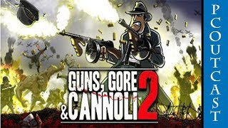 Guns, Gore & Cannoli 2   [Side Scrolling Shooter Game]