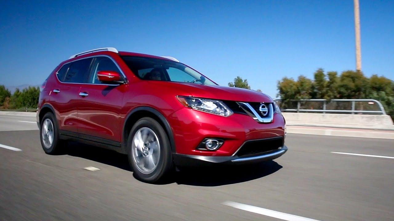 2016 nissan rogue review and road test youtube. Black Bedroom Furniture Sets. Home Design Ideas