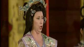 Turandot 7 In Questa Reggia - in the Forbidden City of Peking China