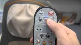 medisana massage armchair