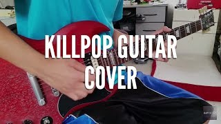 slipknot killpop guitar cover hd with solo