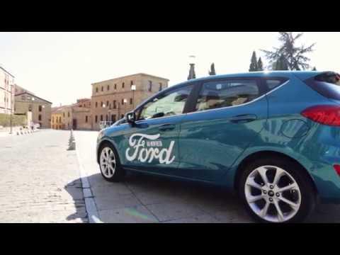 Descubre el nuevo Ford Fiesta | Adarsa Salamanca