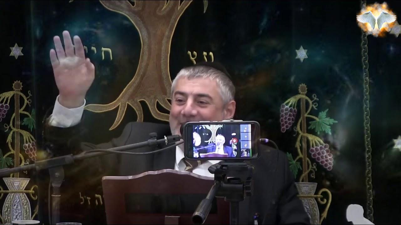 הרב יוסף מזרחי- מי האויב האמיתי של עם ישראל? חריף ביותר!!!