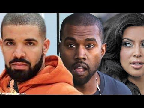 Kanye West Accuses Drake Of THREATENING His Family   Kim Kardashian RESPONDS Mp3