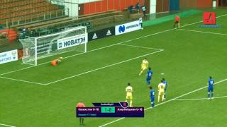 Казахстан U18 - Азербайджан U18 2:2   ●  Мемориал Гранаткина - 2017 (Видеообзор голов)
