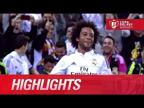 Resumen de UE Cornellà (1-4) Real Madrid - HD Copa del Rey