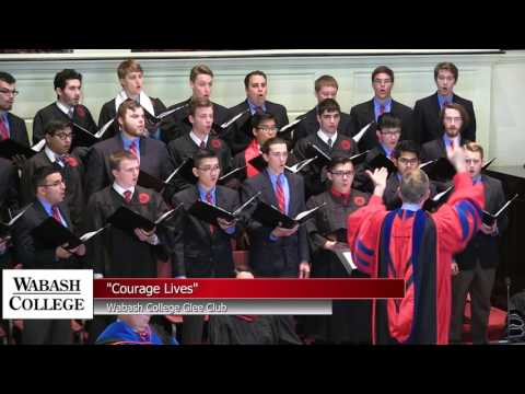 2017 Baccalaureate Chapel (May 14th, 2017)