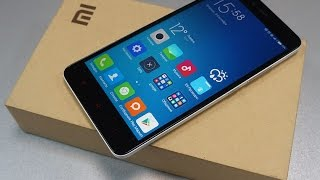 Xiaomi Redmi Note 2 Türkçe İncelemesi
