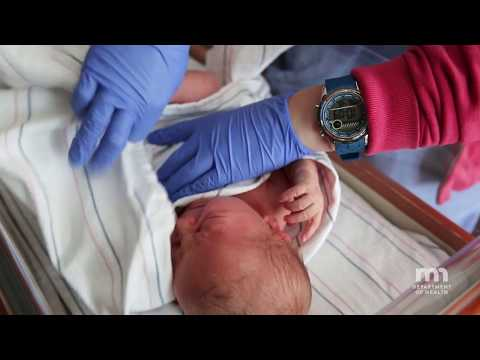 The Public Health Lab: Newborn Screening