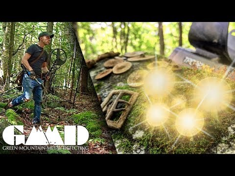 Treasure Hunter Discovers the Finds of a Lifetime!! | Metal Detecting Adventure