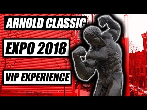 Arnold Classic Expo 2018 | Mike O'Hearn - Arnold Schwarzenegger & So Much More
