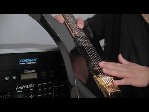 """GEAR GODS RIGGED - Angel Vivaldi's """"Touring You Apart"""" Rig"""