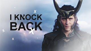 Loki Laufeyson || I knock back