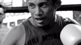 Fox Sports 1: Alcantara Training with Wanderlei Silva
