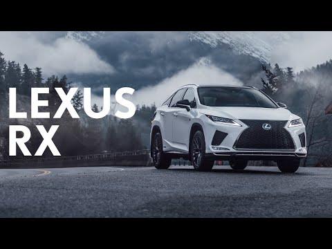 Lexus | 2020 RX Reveal