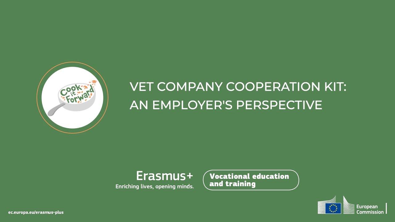Cook It Forward: VET Company Cooperation Kit (Kylemore Farmhouse Cheese)