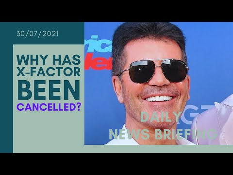 UNPREDICTABLE, ITV confirms The X Factor will not be back - NEWS BRIEFING VIDEO
