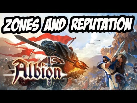 ALBION ONLINE - Zones and Reputation - Beginners Guide - YouTube