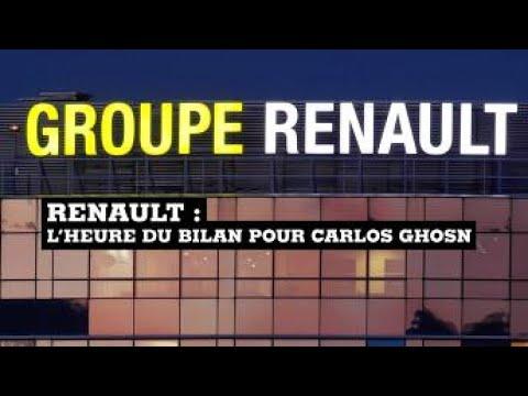 Quel bilan pour Carlos Ghosn à la tête de Renault?