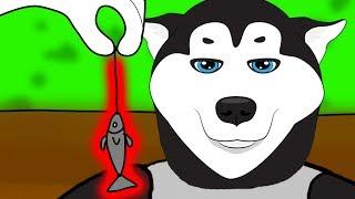 Истории про рыбалку (Анимация)