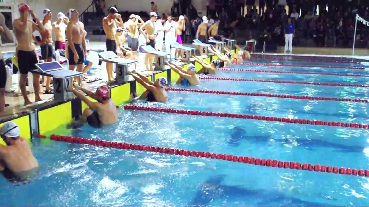 Centro sportivo le olimpiadi staffetta 4 per 50 misti for Centro sportivo le piscine