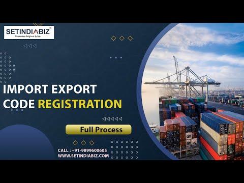 Import Export Code In India Explained By Setindiabiz