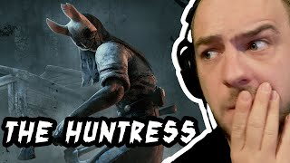 Króliczyca The Huntress (Łowczyni) Dead By Daylight #9  | PC | PL | Gameplay |