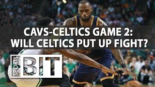 Cleveland Cavaliers at Boston Celtics, Game 2 | Sports BIT | NBA Picks