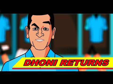 Dhoni Returns - DRC