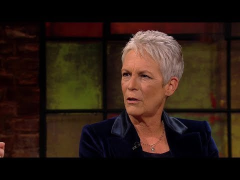 Time has come for women to take back their power - Jamie Lee Curtis | The Late Late Show | RTÉ One
