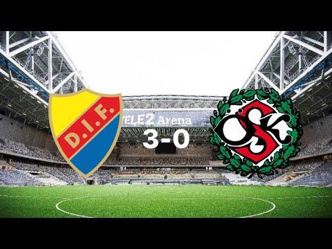 Djurgården Örebro Goals And Highlights