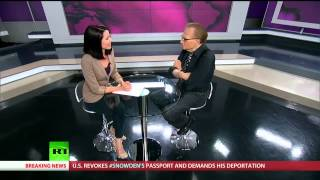 Larry King: Greenwald Not a 'Journalist' | Think Tank