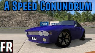 Automation/BeamNG Drive - A Speed Conundrum - Autocross #24