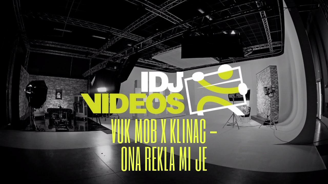 Download VUK MOB X KLINAC - ONA REKLA MI JE (AUDIO SONG)