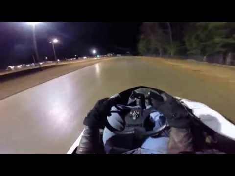 Predator heavy Dawgwood Speedway 4/5/2014